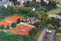 Luftaufnahme von unserer Anlage.